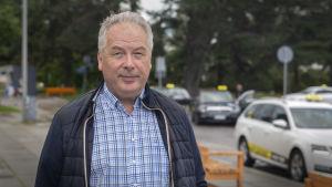 Kai Andersson, puheenjohtaja, Taksiliitto