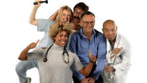 Lääkäri Michael Mosley etsii jälleen parhaita keinoja edistää terveyttä.
