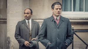 Tosipohjainen draamasarja Britanniaa 1960-luvulla kuohuttaneesta skandaalista.