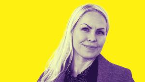 Kuvassa on Vaasan yliopiston apulaisprofessori Niina Mäntylä.