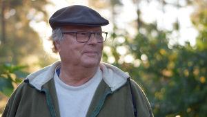 Porträttbild av Vidar Lindqvist.