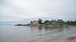 De fyra vindarnas hus i Hangö