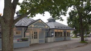 Sommarrestaurang i Ekenäs