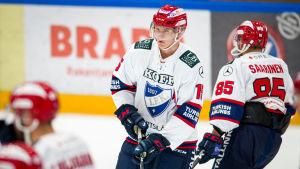 Anton Lundell i HIFK.