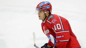 Julius Nyqvist saknar både kontrakt och klubb.