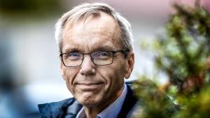 ett porträtt på Björn Vikström