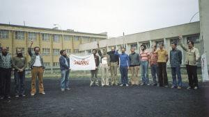 Puolan Gdanskin telakalta alkunsa saanut solidaarisuusliike sai aikaan historiallisia muutoksia.