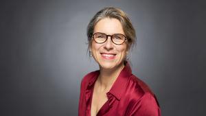 Åsa Salvesen, ansvarig producent för Kultur, Drama och Dokumentärer
