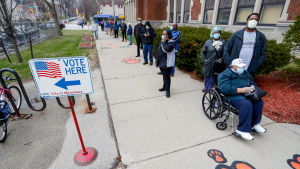 Yhdysvalloissa vaalijärjestelmä ja äänestäjäksi rekisteröityminen ovat monimutkaisia ja vaikeita.