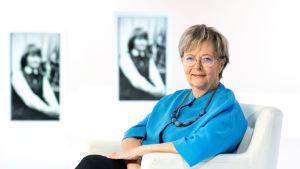 Pitkän linjan vaikuttaja Liisa Jaakonsaari kertoo elämästään ja poliitikon urastaan.