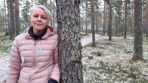 Profilbild på Heidi Viljanen.