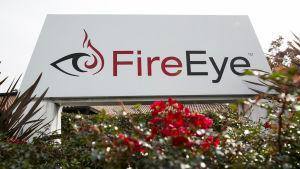 FireEye är ett av USA:s ledande cybersäkerhetsföretag.