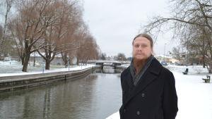 Tony Karlsson från Pargas är ny ordförande för Finlands Svenska Ungdomsförbund