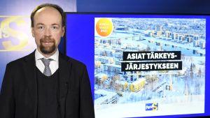 Sannfinländarnas ordförande Jussi Halla-aho har nu siktet inställt på statsministerposten