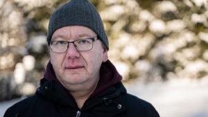Robin Lundell, specialsakkunning vid Studentexamensnämndens kansli.