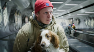 Unelma Lapista -sarjan Petro ja Rolle-koira