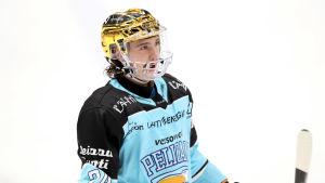 Hannes Björninen slog igenom på allvar senast nu.