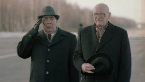 Kekkonen ja Leonid Brezhnev