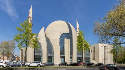 Bygglov for frankrikes storsta moske
