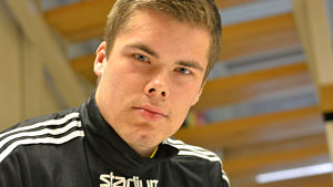 Fredrik Fröberg, Sjundeå IF.