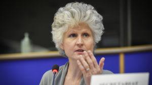 Europaparlamentarikern Anna Maria Corazza Bildt