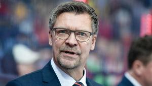 Jukka Jalonen i närbild.