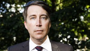 Sverigedemokraternas partiordförande Richard Jomshof.
