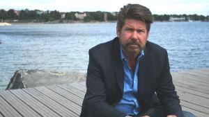 Rick Olson i Helsingfors