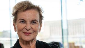 Hannele Pokka kanslichef på miljöministeriet