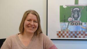 Historikern och medieforskaren Nicole Hemmer i New York.