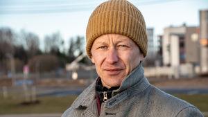 Stadsplaneringschef Dan Mollberg