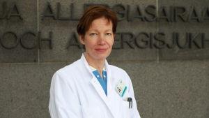 Liisa Väkevä, vs. ylilääkäri, Iho- ja allergiasairaala