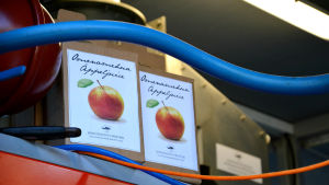 Bornemanns äppelmusteri.