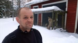 Jens Brännkärr i Nedervetil.