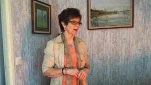 Psykoterapeut Birgitta Eklund
