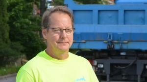 VVS-granskare Dennis Björklund