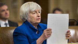 Janet Yellen, Federala reserven.