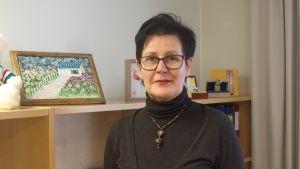 Tuija Kauppinen är bildningschef i Nyslott.
