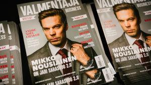 Mikko Nousiainen, lehti, 21.8.2018