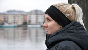 Sandra Eriksson i Stockholm, januari 2019.