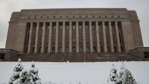 Riksdagshuset / 09.01.2019