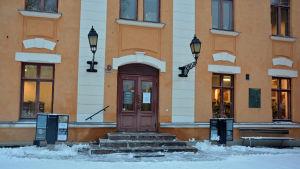 Gamla Rådhuset vid Gamla Stortorget i Åbo.