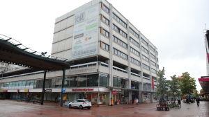Kauppakeskus Teljäntori Porin keskustassa