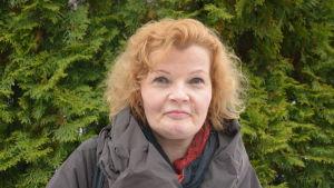 Minna Nikander är Kaskös nya stadsdirektör.