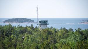 jussarö sjöbevakningsstation