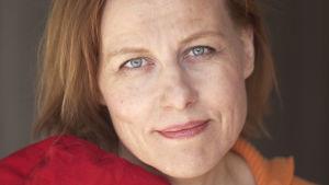 Kirjailija Anja Erämaja