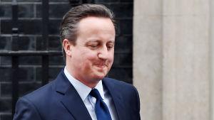 David Cameron i London 21 mars 2016.