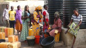Interna flyktingar i Nigeria