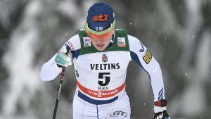 Krista Pärmäkoski, Ruka 2017.