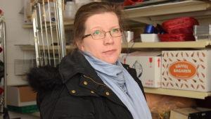 Marianne Liitelä från Pojo.